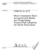 Check 21 Act
