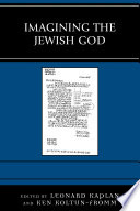 Imagining The Jewish God
