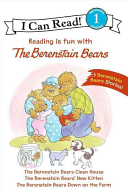 The Berenstain Bears I Can Read Collection