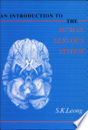 An Introduction to the Human Nervous System Book