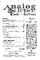 Pdf Analog Science Fact/science Fiction