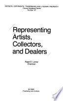 Representing Artists, Collectors, and Dealers
