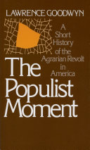 The Populist Moment