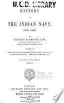 History of the Indian Navy