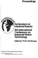 16th International Syposium on Industrial Robots. 8th International Conference on Industrial Robot Technology