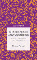 Shakespeare and Cognition Pdf/ePub eBook
