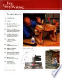 Fine Woodworking  , Ausgaben 154-160