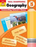 Skill Sharpeners Geography  Grade 5