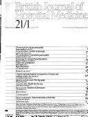 British Journal of Hospital Medicine