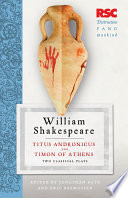 Cover of Titus Andronicus and Timon of Athens