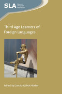 Pdf Third Age Learners of Foreign Languages