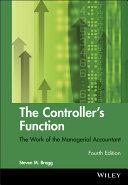 The Controller's Function Pdf/ePub eBook