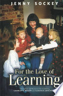 For the Love of Learning Book