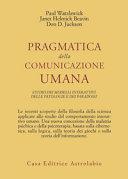 Pragmática della comunicazione umana
