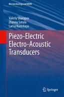 piezoceramic sensors sharapov valeriy