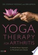 Yoga Therapy for Arthritis Book