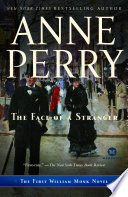 The Face of a Stranger Anne Perry Cover
