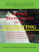 Deeper Revelations of the Anointing