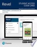 Revel for Infants, Children, and Adolescents Access Card