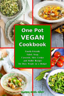 One Pot Vegan Cookbook