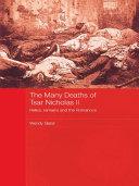 Pdf The Many Deaths of Tsar Nicholas II