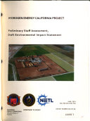 Hydrogen Energy California Project  Sections 1 4 2