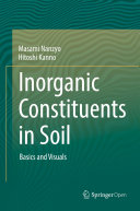 Pdf Inorganic Constituents in Soil Telecharger