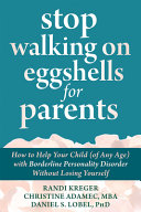 Stop Walking on Eggshells for Parents Book