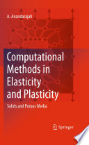 Computational Methods in Elasticity and Plasticity