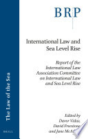 International Law And Sea Level Rise