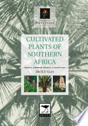 Cultivated Plants of Southern Africa Book
