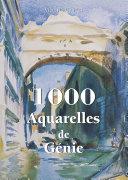 Pdf 1000 Aquarelles de Génie Telecharger