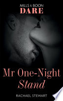 Mr One Night Stand  Mills   Boon Dare