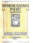 Nederlandsch Indi Oud En Nieuw