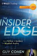 Pdf The Insider Edge Telecharger