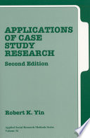 Case Study Research by Robert Yin        SlidePlayer