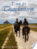 The Girls from the Horse Farm 6   T as in Thunderstorm