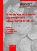 Therapie der Leuk  mien und Lymphome   Schwerpunkt Zytokine