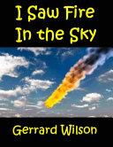 I Saw Fire In the Sky Pdf/ePub eBook