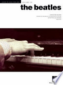 The Beatles   Jazz Piano Solos Songbook