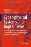 Cyber physical Systems and Digital Twins