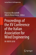 Proceedings of the XV Conference of the Italian Association for Wind Engineering Pdf/ePub eBook