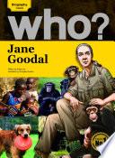 Who  13 Jane Goodall