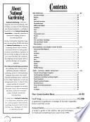 National Gardening Magazine's ... Garden Handbook