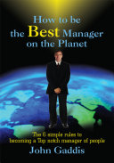 How to Be the Best Manager on the Planet
