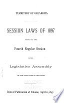 Session Laws ... Passed at the ... Regular Session of the Legislative Assembly of the Territory of Oklahoma