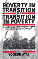 Poverty in Transition and Transition in Poverty