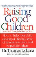 Raising Good Children Pdf/ePub eBook