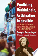 Predicting the Unthinkable  Anticipating the Impossible