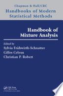 Handbook Of Mixture Analysis Book PDF